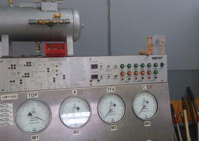 Banco de ensayo Panel neumático TFA-TDP (1)