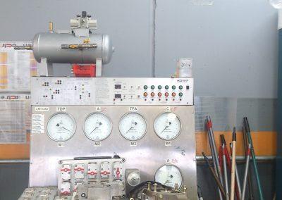 Banco de ensayo Panel neumático TFA-TDP (2)