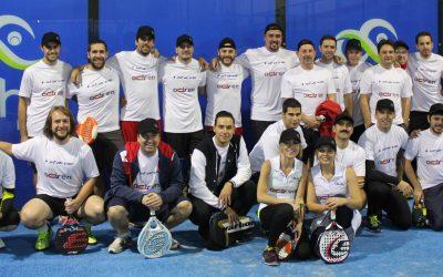 ACTREN celebra su primer Torneo de Pádel